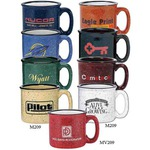 Custom Imprinted Camp Fire Mug