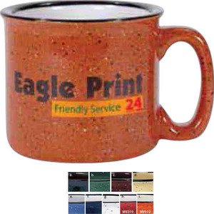 Camping And Lodging Promotional Products - Camp Fire Mugs