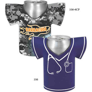 Custom Imprinted Can And Bottle Jerseys