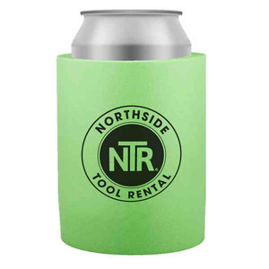 Custom Imprinted Can Coolers Classic
