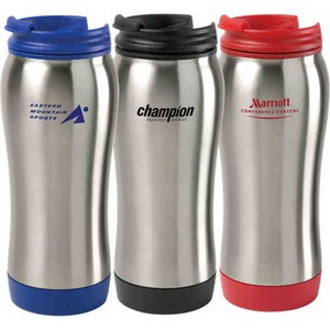 Canadian Manufactured Travel Mugs - Canadian Manufactured 13oz. Sunrise Tumblers