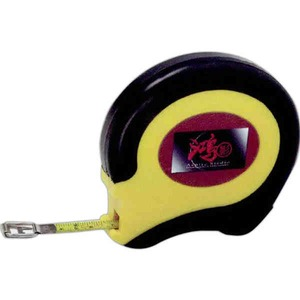 Custom Imprinted Canadian Manufactured 15 Meter Contractor Tape Measures