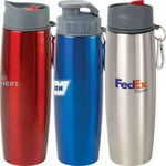 Custom Imprinted Canadian Manufactured Water Bottles