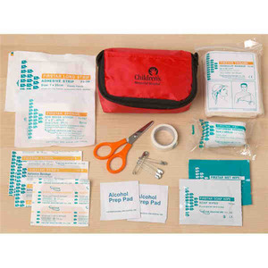 Canadian Manufactured Automotive And First Aid Kits - Canadian Manufactured 24 Piece First Aid Kits