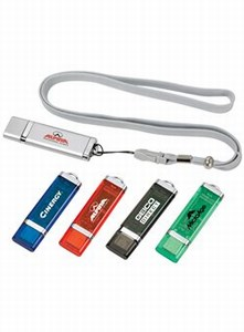 Custom Designed Canadian Manufactured 8GB Slim Usb Flash Drives!