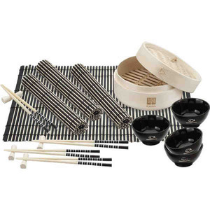 Canadian Entertainment Items - Canadian Bamboo Steamer Sets