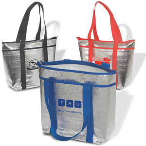 Custom Designed Canadian Manufactured Beach Tote Cooler Bags