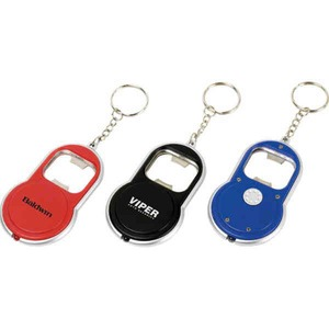 Canadian Manufactured LED Keylights - Canadian Manufactured Bottle Opener Keylights