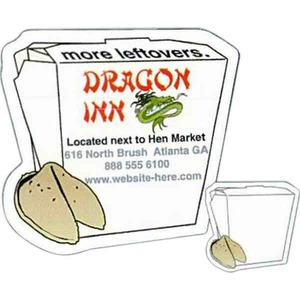 Canadian Stock Shaped Magnets - Canadian Chinese Food Stock Shaped Magnets
