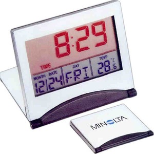 Canadian Manufactured Frames Clocks And Awards - Canadian Manufactured Digital Travel Clocks