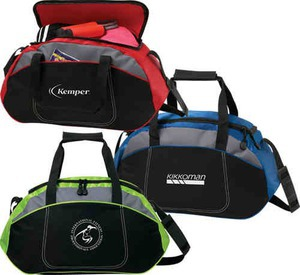 Canadian Manufactured Duffel Bags - Canadian Manufactured Distinct Sports Duffel Bags