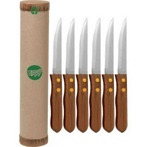 Custom Imprinted Canadian Manufactured Eco-friendly Carving Sets