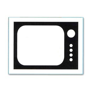 Canadian Stock Shaped Magnets - Canadian Flat Screen Stock Shaped Magnets