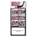 Custom Imprinted Canadian Schedule Magnets