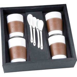 Canadian Manufactured Entertainment Items - Canadian Manufactured Java Sets For Four
