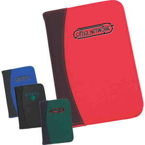 Custom Decorated Canadian Manufactured Junior Portfolios!