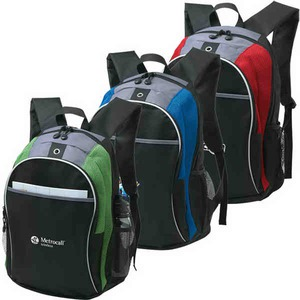 Personalized Canadian Manufactured Metro Backpacks