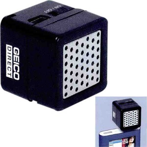 Canadian Manufactured Digital And Audio Items - Canadian Manufactured Mini Cube Speakers