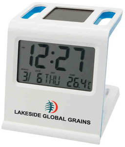 Canadian Manufactured Travel Items - Canadian Manufactured Solar RC Clocks