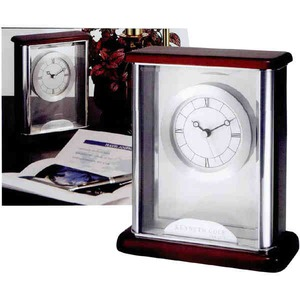 Customized Canadian Manufactured Square Metal Acrylic Clocks