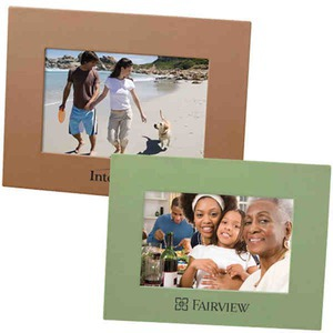 Custom Imprinted Canadian Manufactured Terra Recycled Photo Frames