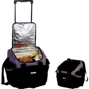 Custom Imprinted Canadian Manufactured Trek Duffel And Trolley Bags!
