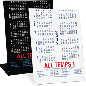 Personalized Canadian Manufactured Two Year Calendars