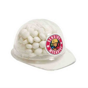 Custom Imprinted Candy Filled Hard Hats!