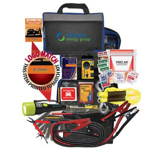 Custom Imprinted Car Emergency Kits with Light Sticks