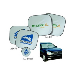 Custom Imprinted Car Sunshades!