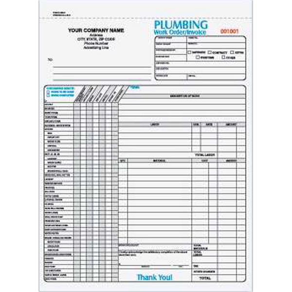 Plumbing Industry Promotional Items -