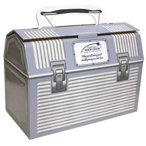 Custom Imprinted Cardboard Lunch Boxes!