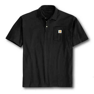Custom Designed Carhartt Brand Polo Work Shirts!