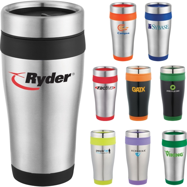 Custom Made 1 Day Service Insulated Travel Tumblers!