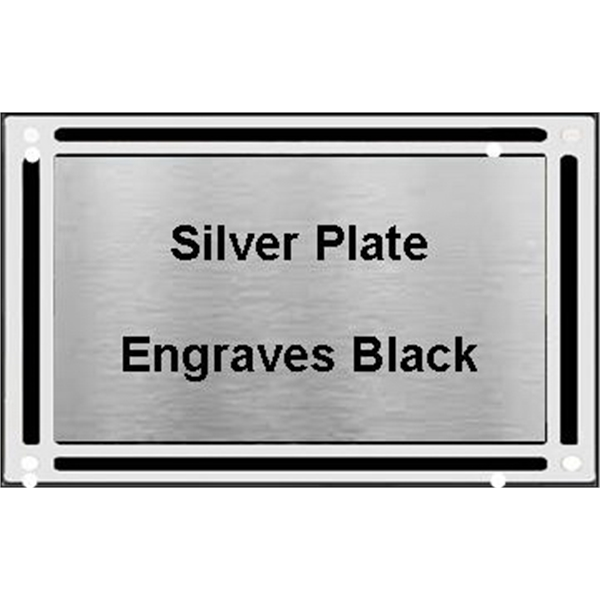 Personalized Cast Aluminum Wall Plaques!