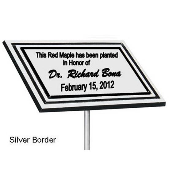 Custom Made Cast Aluminum Plaques!