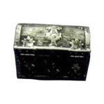Custom Printed Cast Aluminum Treasure Chests!