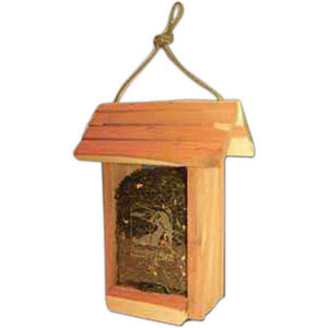 Bird House Feeders -