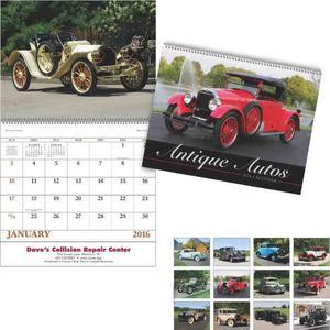 Custom Imprinted Celebrate America Patriotic Wall Calendars!