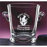 Custom Imprinted Ice Bucket Crystal Gifts
