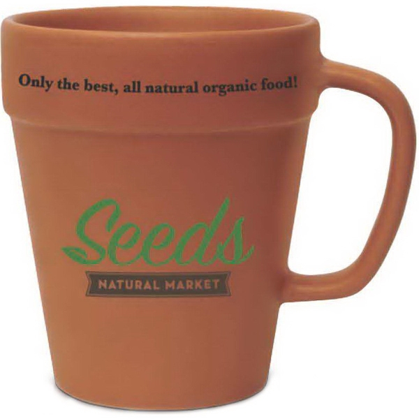 Drinkware - Flower Pot Mugs