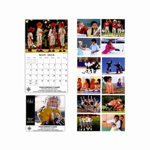 Custom Imprinted Childs Play Wall Calendars