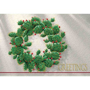 Christmas Themed Promotional Items - Christmas Cactuses