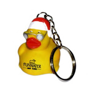 Personalized Christmas Holiday Rubber Ducks!