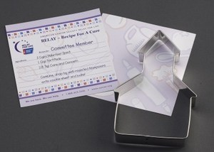 Church Promotional Products - Church Stock Shaped Cookie Cutters