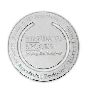 Custom Made Circle Shaped Bookmarks!