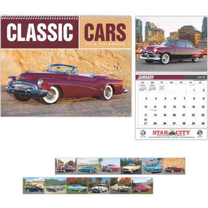 Appointment Calendars - Classic Cars Appointment Calendars