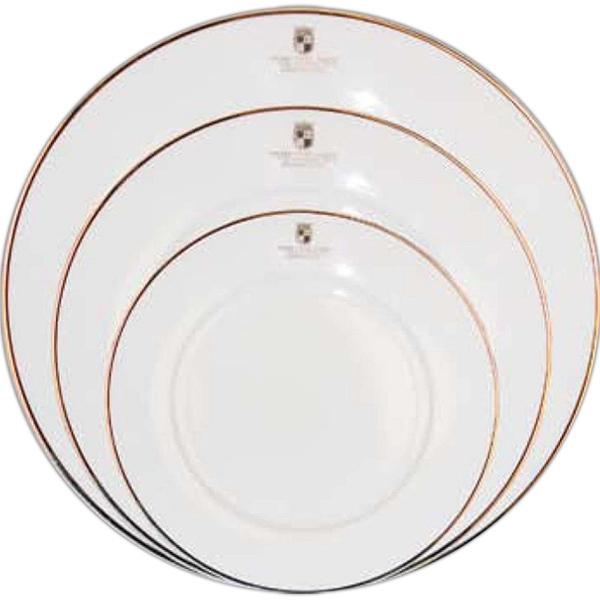 Classic Rim Dinnerware -