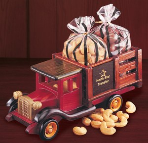 Custom Designed Classic Truck Vehicle Themed Food Gifts!