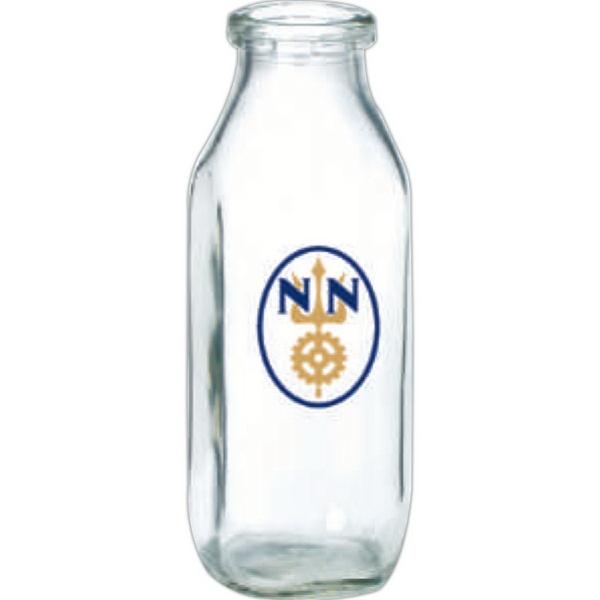 Custom Imprinted Milk Bottles!